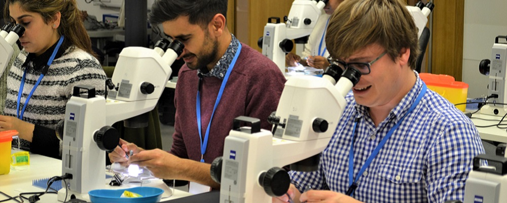 Introduction to Ophthalmic Surgery course - 19 April 2021